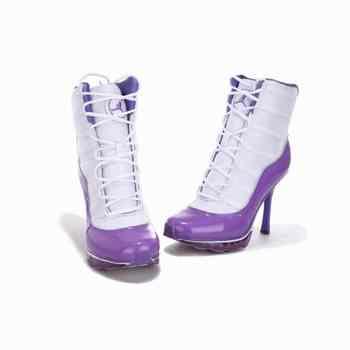 chaussure a talon jordan