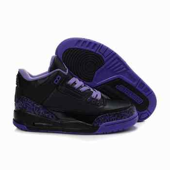 air jordan 3 retro noir